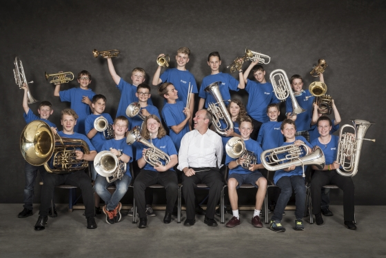 Young People Brass Ochlenberg 2017